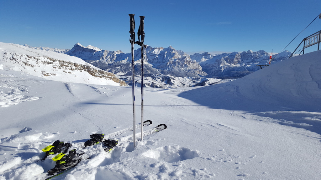 Alta Badia is the best place to ski