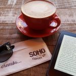 Gripping thriller and coffee