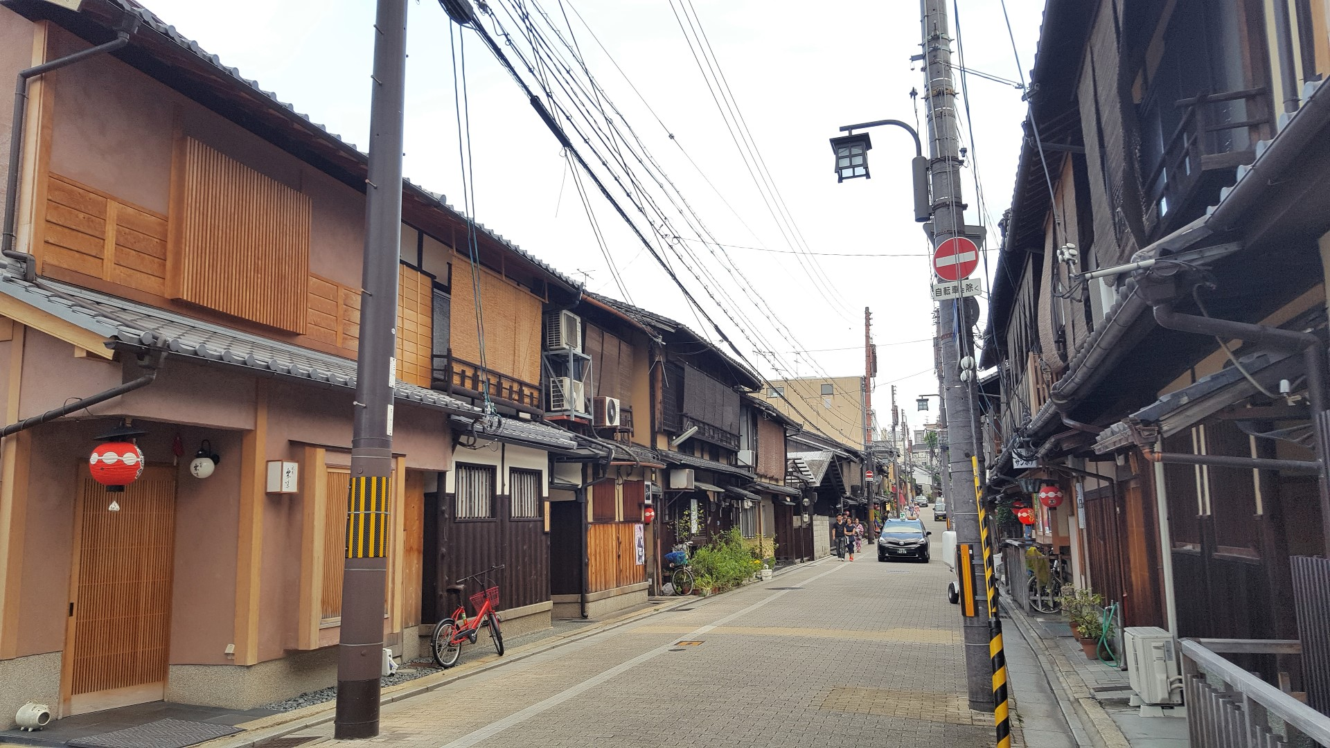 Streets of Kyoto