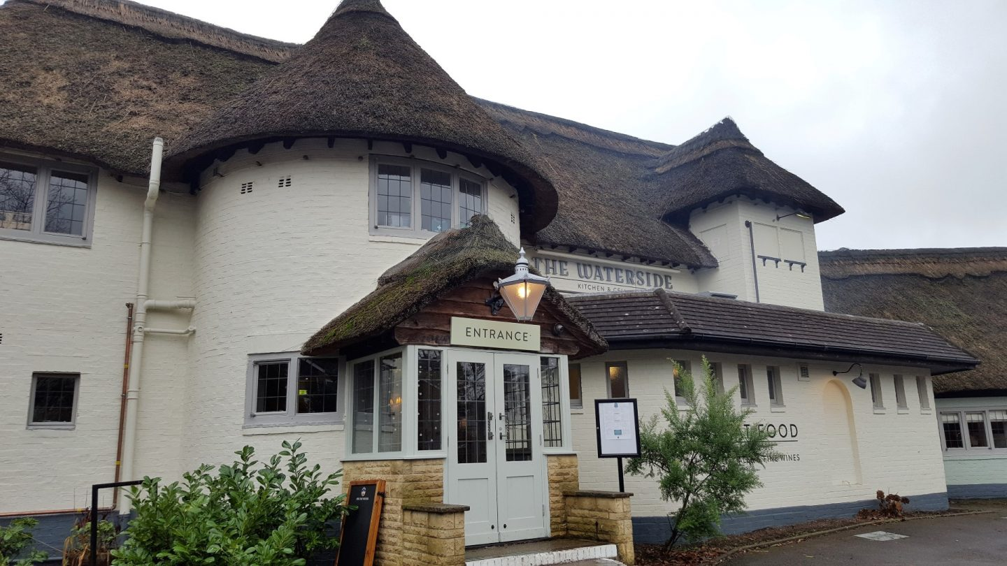Finding Good Food Outside London – A Trip to Berkshire